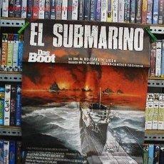 Cine: EL SUBMARINO. DAS BOOT. Lote 144648561