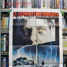 Cine: EL CEMENTERIO VIVIENTE. Lote 113665020