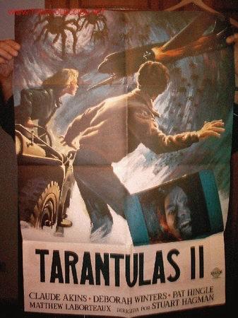 TARANTULAS II..CARGA MORTAL (Cine - Posters y Carteles - Terror)