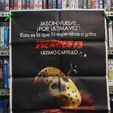 Cine: VIERNES 13 ULTIMO CAPITULO. Lote 37241059