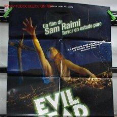 Cine: EVIL DEAD. POSESION INFERNAL. Lote 7238184