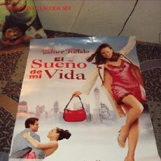 Cine: POSTER PELICULA EL SUEÑO DE MI VIDA. Lote 16746230