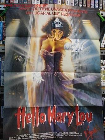 HELLO MARY LOU (Cine - Posters y Carteles - Terror)