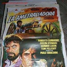 Cine: CINE ITALIANO: LA AMETRALLADORA. Lote 12028480