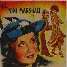 Cine: CARTEL CINE YO NO SOY LA MATA-HARI. Lote 19525651