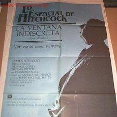 Cine: LA VENTANA INDISCRETA DE HITCHCOCK. Lote 13930642