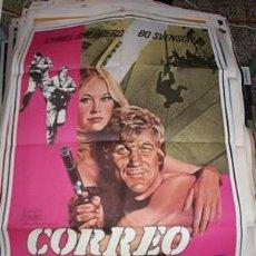 Cine: POSTER DE CINE ORIGINAL 70X100CM CORREO ESPECIAL. Lote 10684479