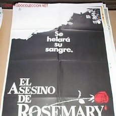 Cine: EL ASESINO DE ROSE MARY. Lote 10949523