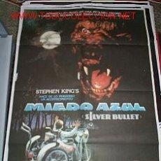 Cine: POSTER ORIGINAL DE CINE 70X100CM MIEDO AZUL BASADO EN STEPHEN KING. Lote 180082460