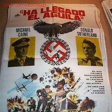 Cinéma: HA LLEGADO EL ÁGUILA. Lote 11352188
