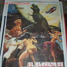 Cine: EL PLANETA DE LOS DINOSAURIOS. Lote 13930618
