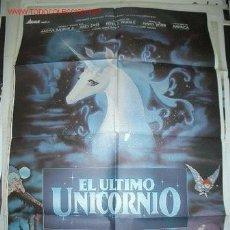 Cine: EL ÚLTIMO UNICORNIO. Lote 13930639