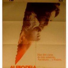 Cine: CARTEL AL FILO DE LA SOSPECHA. Lote 1005849