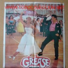Cine: GREASE. . Lote 9562648