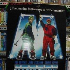 Cine: SUPER MARIO BROS. Lote 218595537