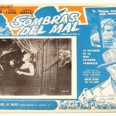 Cine: SED DE MAL (TOUCH OF EVIL-1958). Lote 7892527
