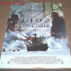 Cine: 1492 CRISTOBAL COLON (1992). Lote 6756511