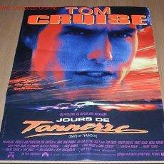 Cine: DIAS DE TRUENO (1990) (TOM CRUISE). Lote 6691034