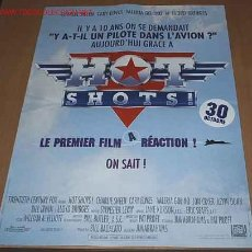 Cine: HOT SHOT (SHEEN 1991). Lote 6691040
