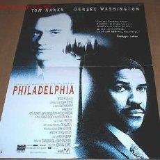 Cine: PHILADELPHIA (HANKS-BANDERAS-1993). Lote 6756506