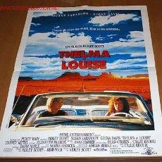 Cine: THELMA Y LOUISE (EASTWOOD-SARANDONW-1991). Lote 6756516