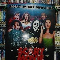 Cine: SCARY MOVIE. Lote 502023