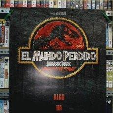 Cine: JURASSK PARK EL MUNDO PERDIDO. Lote 47815612