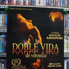 Cine: LA DOBLE VIDA DE VERONICA. Lote 288419728