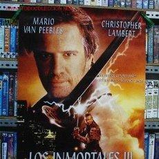 Cine: LOS INMORTALES III. Lote 524901