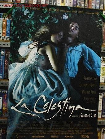 LA CELESTINA (Cine - Posters y Carteles - Clasico Español)