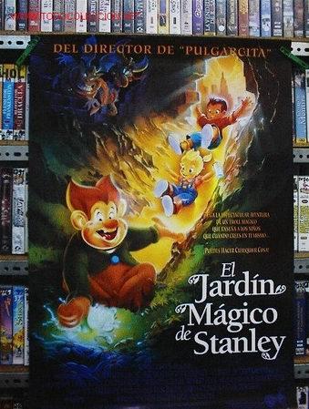El jardin magico de stanley comprar carteles y posters for El jardin magico