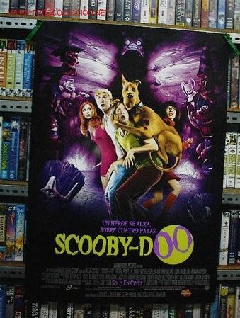 SCOOBY DOO (Cine - Posters y Carteles - Infantil)