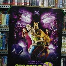 Cinéma: SCOOBY DOO. Lote 538003