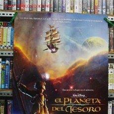 Cine: EL PLANETA DEL TESORO. Lote 131085759