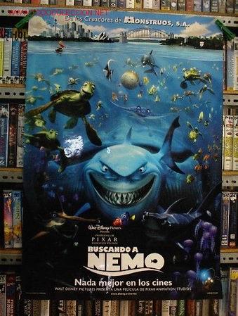 BUSCANDO A NEMO (Cine - Posters y Carteles - Infantil)