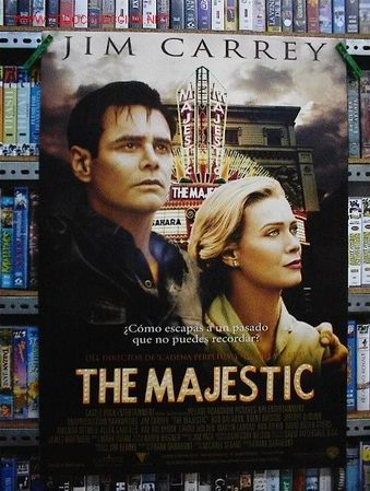 THE MAJESTIC (Cine - Posters y Carteles - Comedia)