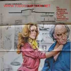 Cinema: POSTER CARTEL : EL ANACORETA. Lote 21591015