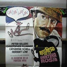 Cine: EL REGRESO DE LA PANTERA ROSA. Lote 38575619