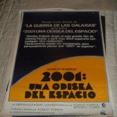 Cine: 2001;UNA ODISEA DEL ESPACIO.STANLEY KUBRICK LEVE FALTA EN UNA ESQUINA. Lote 4887449