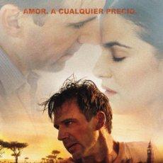 Cine: 'EL JARDINERO FIEL', CON RALPH FIENNES.. Lote 21690098