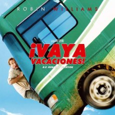 Cine: '¡VAYA VACACIONES!', CON ROBIN WILLIAMS.. Lote 21640719