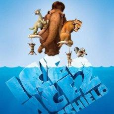 Cine: 'ICE AGE 2- EL DESHIELO'. ANIMACIÓN.. Lote 24825973