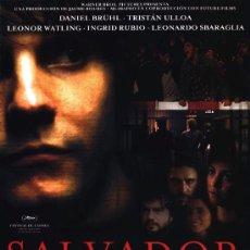Cine: 'SALVADOR', DE MANUEL HUERGA.. Lote 21926483