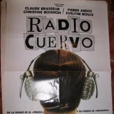 Cine: RADIO CUERVO. Lote 27084746