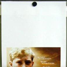 Cine: T00686 FUTBOL EL MILAGRO DE BERNA CAMPEONATO DEL MUNDO 1954 POSTER ORIGINAL ITALIANO 33X70. Lote 3983721