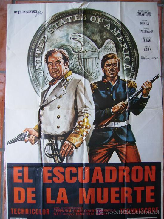 El Escuadron De La Muerte Pelicula De 1973 Vendido En Venta Directa 27447043