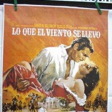 Cine: LO QUE EL VIENTO SE LLEVO. Lote 118419939