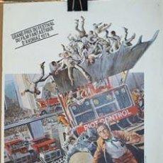 Cine: CHARLTON HESTON.E.G.ROBINSON.CUANDO EL DESTINO NOS ALCANCE.1973.. Lote 7791755