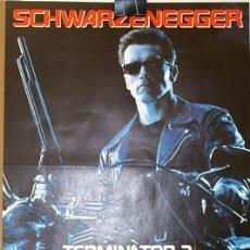 Cine: TERMINATOR 2. (1991)(ARNOLD SCHWARZENEGGER). Lote 6642761