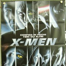 Cine: T01005 X-MEN HALLE BERRY POSTER ORIGINAL ITALIANO 100X140. Lote 4695832
